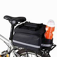 cheap Bike Trunk Bags-WEST BIKING® 20 L Bike Panniers Bag / Bike Rack Bag Waterproof, Adjustable, Large Capacity Bike Bag Nylon Bicycle Bag Cycle Bag Cycling / Bike