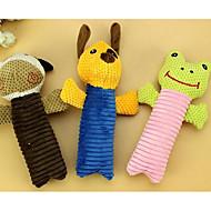 Pes Hračky pro psy Hračky pro zvířata pískací hračky kvičet Plyš Pro domácí mazlíčky