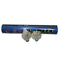 billiga Badminton-1 st. Badminton Badmintonbollar Slitsäker Hållbar Stabilitet för Duck Feather