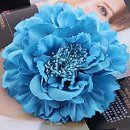 Stoff / Satin Fascinatoren / Blumen / Kopfbedeckung mit Blumig 1pc Hochzeit / Besondere Anlässe / Draussen Kopfschmuck