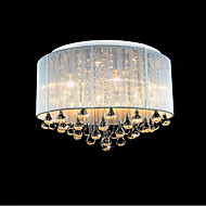 billige Taklamper-4-Light Takplafond Opplys - Mini Stil, 110-120V / 220-240V, Varm Hvit, Pære ikke Inkludert / 10-15㎡ / E12 / E14 / CE / FCC / VDE
