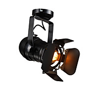 billige Spotlys-vintage tak lysarmatur industriell lampe stue spisestue bar foajé hallway klær butikk spotlights
