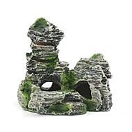 Akvarij Dekoracija Ukrasi Stijene Umjetno Smola