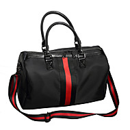 Unisex Bags All Seasons Nylon Travel Bag for Wedding Event/Party Casual Sports Formal Outdoor Office & Career Black