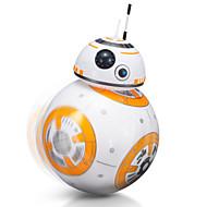 um novo tipo de 2,4 g-bb-8 inteligente pequeno robô bola robô de controle remoto para as crianças