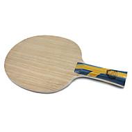 Ping Pang/Tischtennis-Schläger Ping Pang Kork Langer Griff Pickel