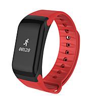 billige Smartklokker-Smart armbånd YYF1 for iOS / Android / iPhone Tidtaker / Pekeskjerm / Pulsmåler Aktivitetsmonitor / Søvnmonitor / Samtalepåminnelse