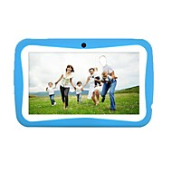 7 inch Copii tabletă (Android 5.1 1024*600 Miez cvadruplu 512MB RAM 8GB ROM)