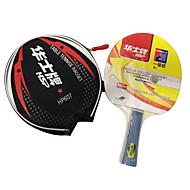 お買い得  卓球-1スター Ping Pang/卓球ラケット Ping Pang ゴム ショートハンドル 原料ゴム