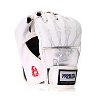 Boks Eldivenlerİ Boks Eğitim Eldivenlerİ pro Taekwondo Box Bojová umění Bez prstů Odolný proti opotřebení Odolné vůči šokům Vysoká