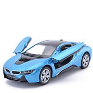 Aufziehbare Fahrzeuge Spielzeug-Autos Lastwagen Simulation Auto Pferd Metalllegierung Metal Unisex Geschenk Action & Spielzeugfiguren