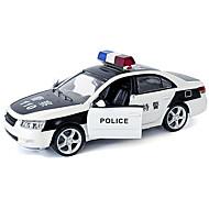 Aufziehbare Fahrzeuge Spielzeugautos Polizeiauto Spielzeuge Ente Auto Metalllegierung Metal Stücke Jungen Unisex Geschenk