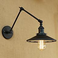 저렴한 -AC 110-130 AC 220-240 40 E26/E27 러스틱/ 럿지 러스틱 Kontor/företag 페인팅 특색 for 미니 스타일 전구 포함,주변 라이트 스윙 암 조명 벽 빛