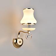 baratos Arandelas de Parede-Moderno / Contemporâneo Luminárias de parede Metal Luz de parede 220V