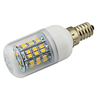 billiga Belysning-4W 1000-1100lm E12 LED-lampa T 48 LED-pärlor SMD 2835 Dekorativ Varmvit Kallvit 85-265V