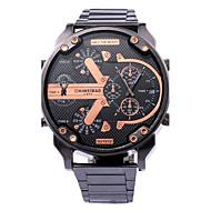 Homens Masculino Relógio Elegante Relógio de Moda Relógio de Pulso Bracele Relógio Único Criativo relógio Relógio Casual Relógio