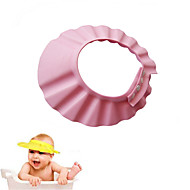 1Pcs  Adjustable Baby Hat Toddler Kids Shampoo Bath Bathing Shower Cap Wash Hair Shield Direct Visor Caps For Children Baby Care