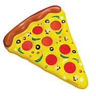hesapli Havuz ve Su Eğlencesi-Pizza Şişme Havuz Şamandıraları Plastik Yetişkin Genç Erkek
