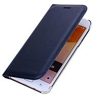 Carcasă Pro Samsung Galaxy J7 Prime J5 Prime Pouzdro na karty Flip Oboustranný Pevná barva Pevné Umělá kůže pro J7 (2016) J7 Prime J5