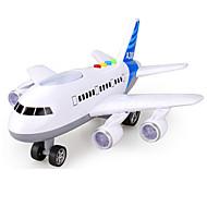 Musikspielzeug Spielzeugautos zum Aufziehen Spielzeug-Autos Spielzeuge Simulation Flugzeug Unisex Jungen Geschenk Action &