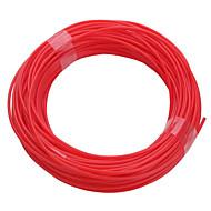 banc de tipărire aleatorie color-3d, 10 metri consumabile 1.75 mm (roșu, galben, alb, purpuriu, roz, negru)