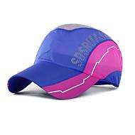 כובעים מצחת לנשים לגבריםנושם ייבוש מהיר עמיד אולטרה סגול הגנה בפני קרינה חדירות גבוהה לאוויר (מעל 15,000 גרם) חומרים קלים בד קל מאוד נוח