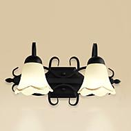 AC 220-240 AC 110-130 2*60 E12/E14 Moderne / Nutidig Rustikk/ Hytte Land Maleri Trekk for Mini Stil,Nedlys Vegglampe