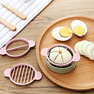 Mogyoróhagyma Hagyma Cutter & Slicer For Egg Mert főzőedények Környezetkímélő Kreatív Konyha Gadget