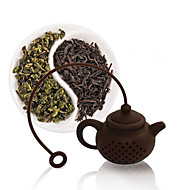 10 ml Silikon Teesieb . Grüner Tee Hersteller Wiederverwendbar