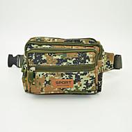 billige Rygsække og tasker-10 L Bæltetasker Campering & Vandring Klatring Fritidssport Vandtæt Støv-sikker Påførelig Multifunktionel