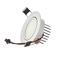 billige Innfelte LED-lys-6W 540 lm 2G11 Led-Nedlys Innfelt retropassform 1 leds COB Mulighet for demping Dekorativ Varm hvit Kjølig hvit AC 220-240V AC 110-130V