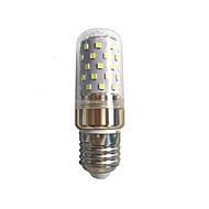 10w e14 / e27 led corn lights t smd 2835 1000 lm varm hvit / hvit ac85-265 v 1 stk
