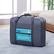 Travel Bag Travel Luggage Organizer / Packing Organizer Waterproof Portable Foldable Large Capacity Travel Storage for Clothes Polyester