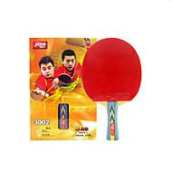 3 Sterne Ping Pang/Tischtennis-Schläger Ping Pang Holz Langer Griff Pickel