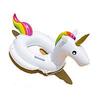 ユニコーン プール / 水あそび系エア玩具 ドーナツ型浮き輪 プラスチック 子供用 女の子 男の子