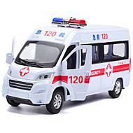 自動車おもちゃ 救急車 ミュージック&ライト 男女兼用 おもちゃ ギフト / メタル