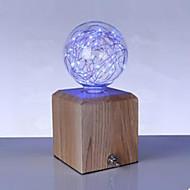 2W E27 LED-globepærer G95 33 Høyeffekts-LED 150 lm Blå V 1 stk.