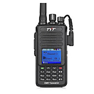 billige Walkie-talkies-Tyt md-390 ip67 vanntett håndholdt transceiver dmr digital walkie talkie uhf400-480mhz kompatibel med mototrbo 1000ch ctcss dcs