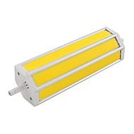 billige Spotlys med LED-14W 350 lm R7S LED-spotpærer Tube 3 leds COB Varm hvit Kjølig hvit AC85-265 AC 85-265V