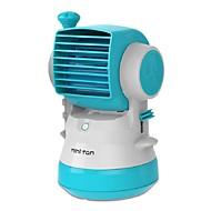 Robot nemlendirici usb şarj basın fan robot el püskürtme