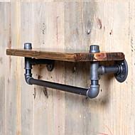 levne Koupelnové poličky-Polička do koupelny Země Vlna 1 ks - Hotelová koupel