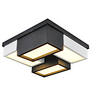 cheap Ceiling Lights-Flush Mount Downlight - Mini Style, LED, Designers, 110-120V / 220-240V LED Light Source Included / 5-10㎡ / LED Integrated