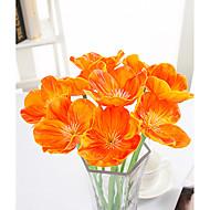 10 Tak Echt aanvoelend Overige Bloemen voor op tafel Kunstbloemen