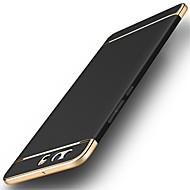 Capinha Para Huawei P9 Huawei P9 Lite Huawei Huawei P9 Além disso, Galvanizado Capa traseira Côr Sólida Rígida PC para Huawei P9 Plus
