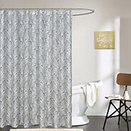 モダン ポリエステル  -  高品質 シャワー用カーテン