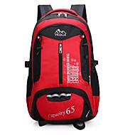 hesapli Bagaj & Seyahat Çantaları-Kadın's Çantalar Naylon sırt çantası Fermuar için Tırmanma Kamp & Yürüyüş Dış mekan Tüm Mevsimler Havuz Yonca Siyah Turuncu YAKUT