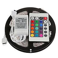 フレキシブルLEDライトストリップ ライトセット RGBストリップライト DC12 5 LEDの RGB