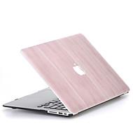 Capa para MacBook para Macbook Madeira Policarbonato Material