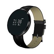 billige Smartklokker-Smart armbånd S15 for iOS / Android Pulsmåler / Vannavvisende / Pedometere Vekkerklokke / Stillesittende sittende Påminnelse / NRF51822