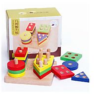Bausteine Bildungsspielsachen Für Geschenk Bausteine Model & Building Toy Architektur Spielzeuge